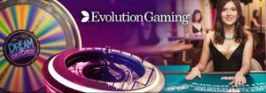 Evolution Gaming Casino Games Online