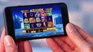Online Casinos Moblile Gambling