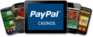 PayPal at Mobile Online Casinos