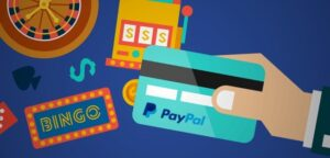 Transactions at Online Casinos With PayPal