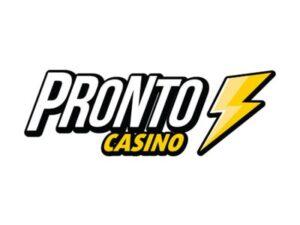 Low Deposit Online Casino Pronto
