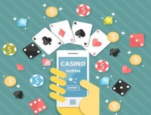 Echt Geld Casino's Met