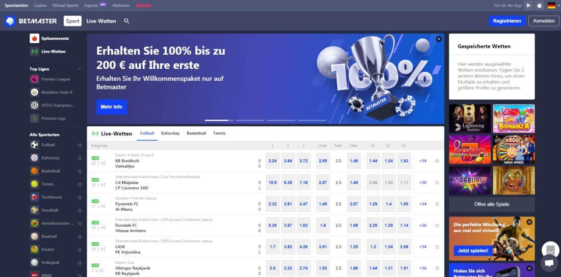 Betmaster casino sport-wetten-min