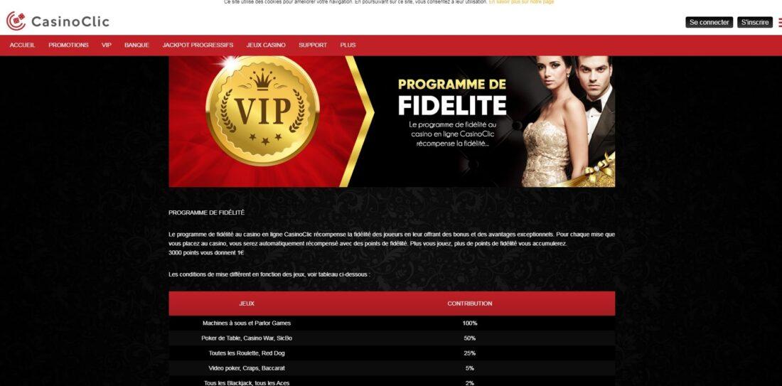 Clic Casino VIP-min
