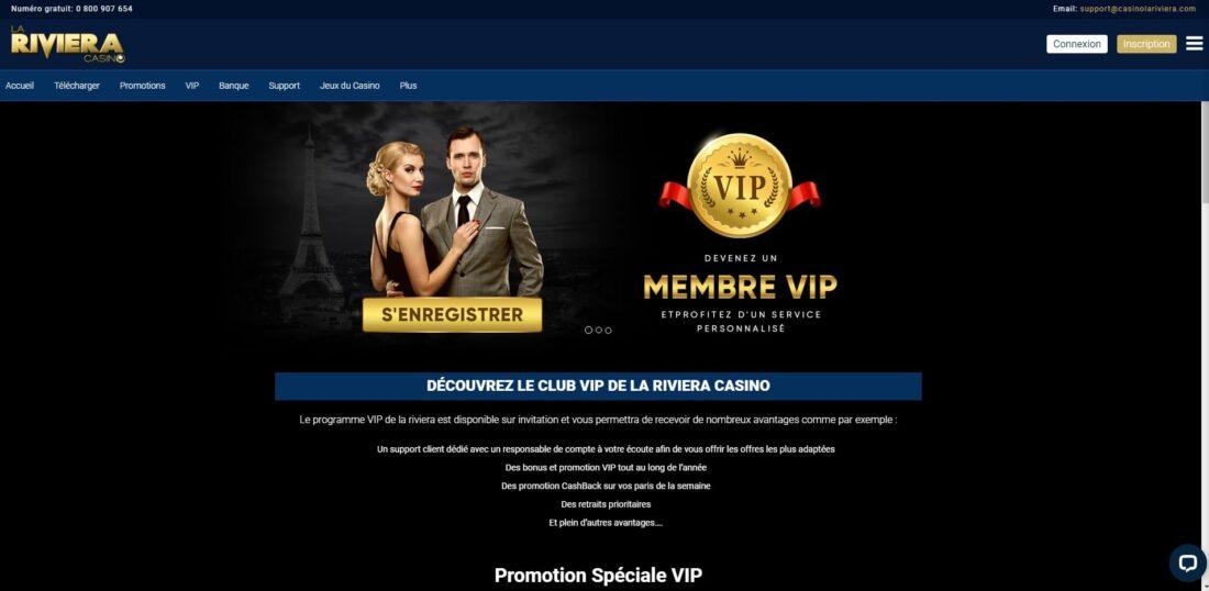 La Riviera Casino VIP-min