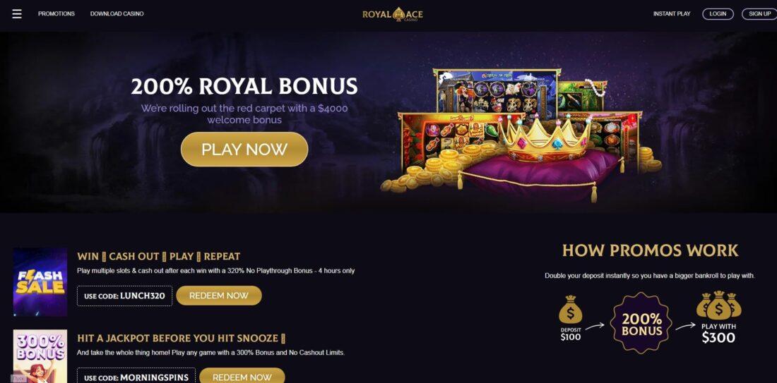 Royal Ace bonus-min